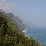 Hiking the Na Pali Coast