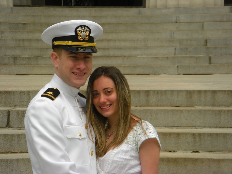 Nick's commissioning in May 2007