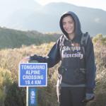 Hiking the Tongariro Alpine Crossing!