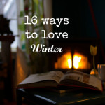 How to love winter