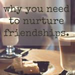 Keep your friends closer.