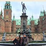 Finding Denmark.