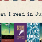 What I read in June.