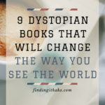 My favorite dystopian books.
