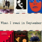 What I read in September: So Many Brave Women