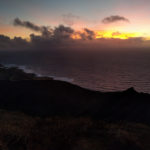 Koko Head at sunrise