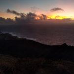 Koko Head at sunrise