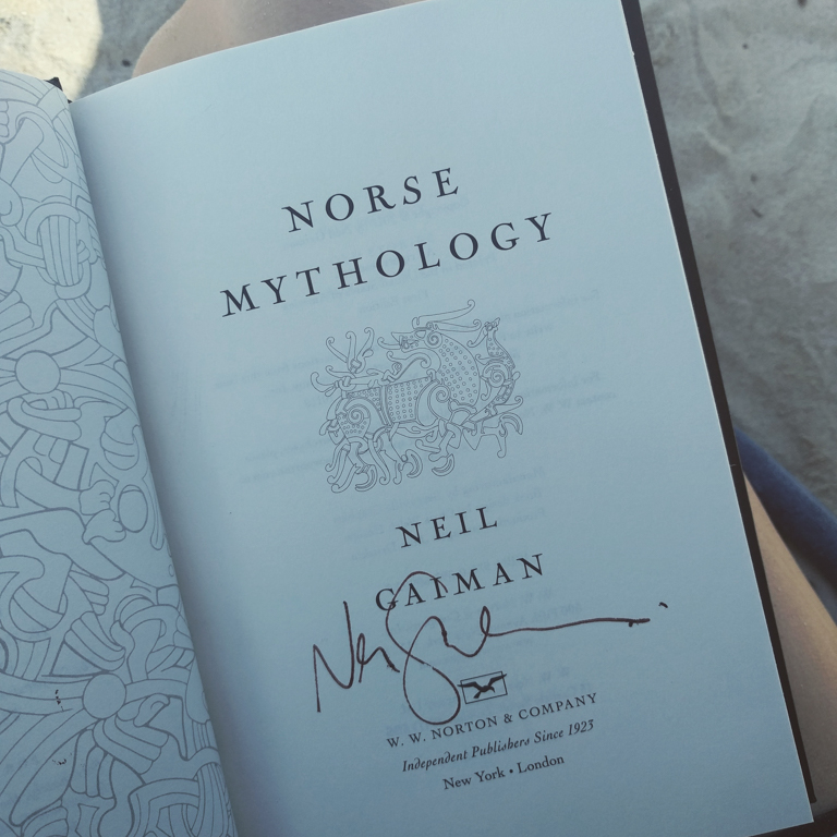 norse mythology neil gaiman (1 of 1)