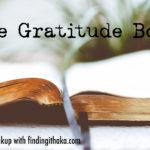 The Gratitude Book (vol 2)