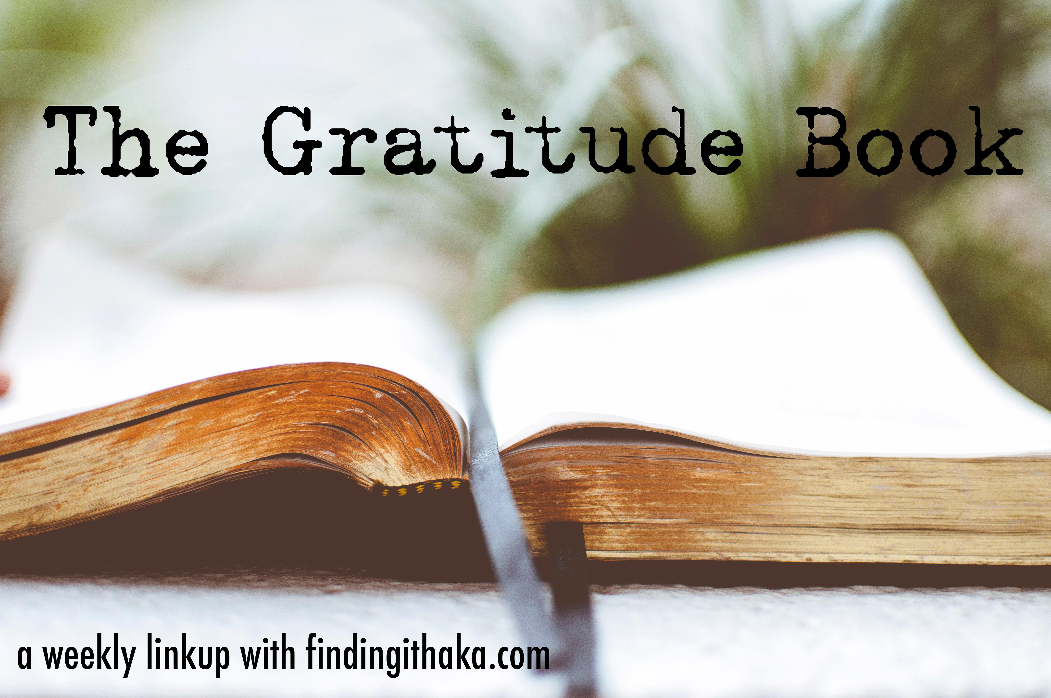 The Gratitude Book-2