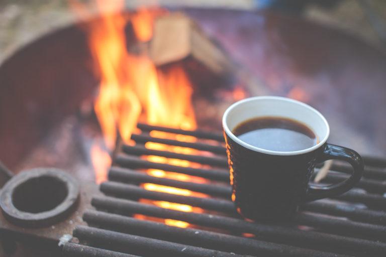 Fall Coffee Date