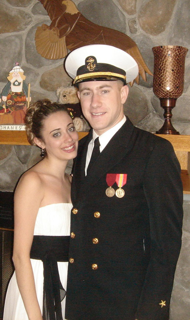 What I wore: military ball dresses over the years