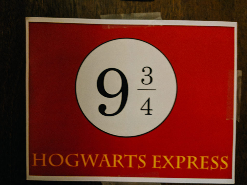 How I threw Harry Potter party on a shoestring budget
