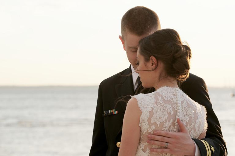 1 Husband. 4 Wedding Rings….