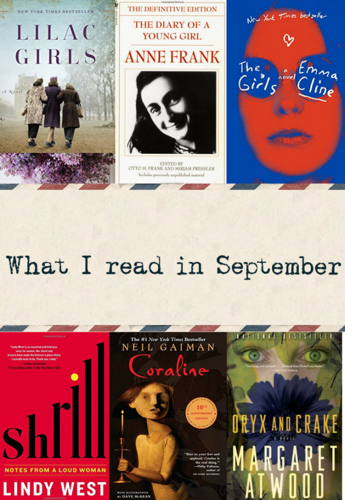 What I read in September: So Many Brave Women